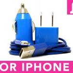 Iphone 5 Charger - 3-in-1 ..