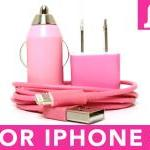 Iphone 5 Charger - 3-in1 P..