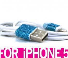 Hula inspired iPhone 5 Charger