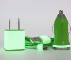 iPhone Charger - Glow in the Dark